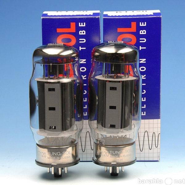 Продам Радиолампа KT120 Tung-Sol