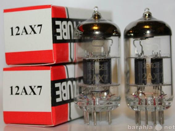 Продам 12AX7 Svetlana