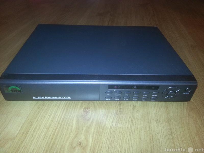 Продам видеорегистратор(система видеонаблюдения