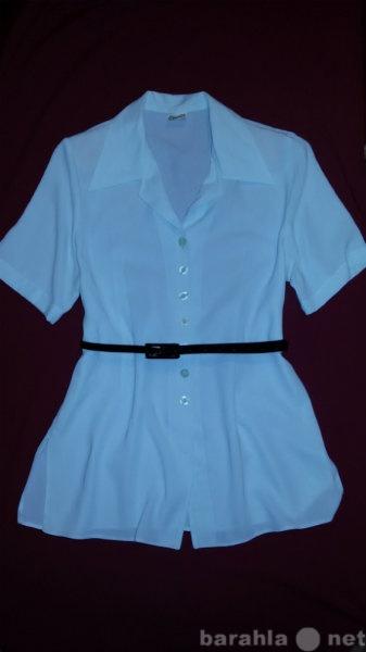 Продам Блуза небесно-голубого цвета