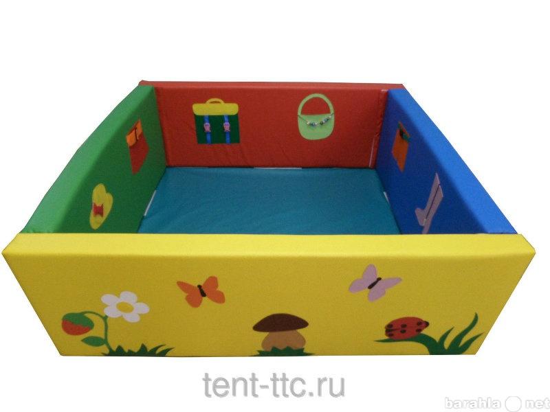 Продам: Сухой бассейн квадратный