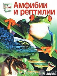 Продам Энциклопедия Амфибии и рептилии