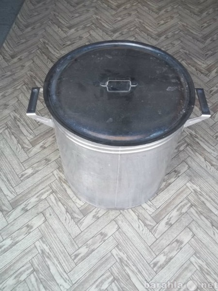 Продам Кастрюля из нержавейки 50 литров