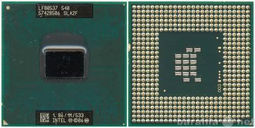 Продам: Cpu intel Celeron M540