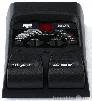 Продам DIGITECH RP55 GUITAR MULTI