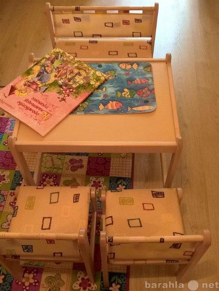 Продам: Набор детской мебели.