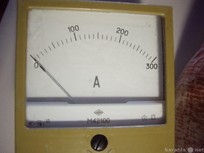 Продам: Амперметр М42100  на 300 ампер