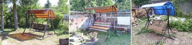 Продам качели садовые