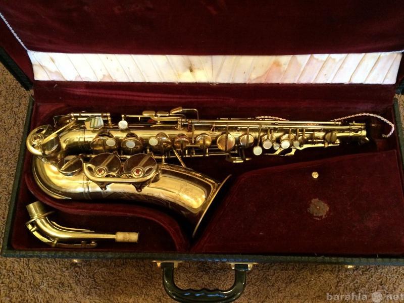 Продам Профессиональный чешский саксафон-альт.