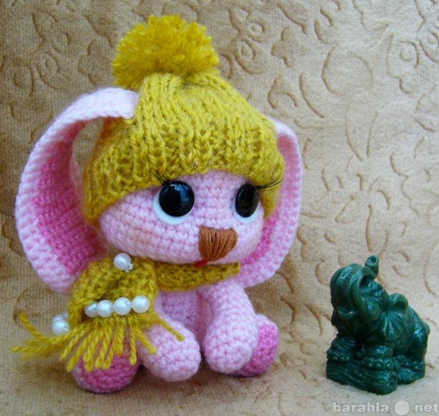 Продам игрушка амигуруми Боня