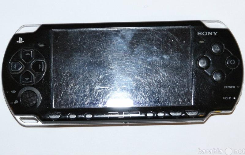 Продам: продам PSP(прошитую в отличном состоянии