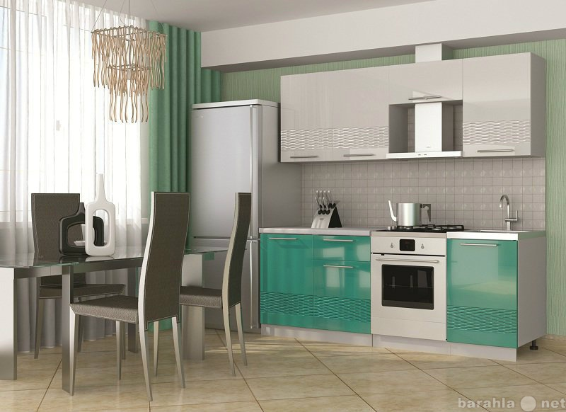 Продам Кухонный гарнитур Олива 3D (2,1 м)