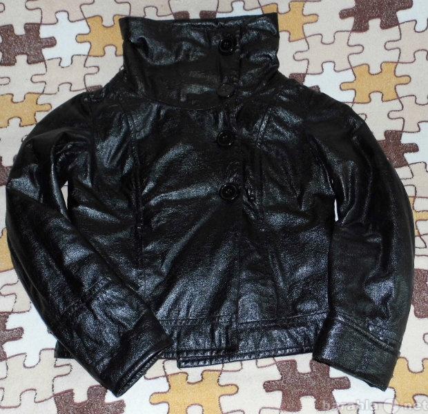 Продам Стильная Куртка Zolla б/у 40-42 длинный