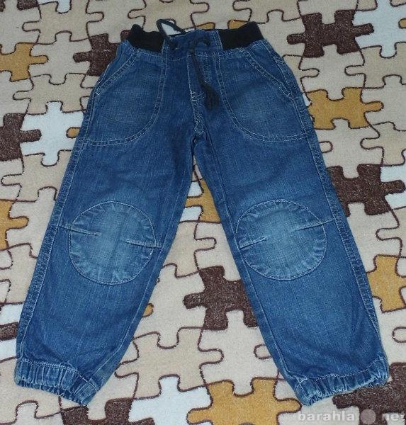 Продам джинсы летние без подкладки пояс
