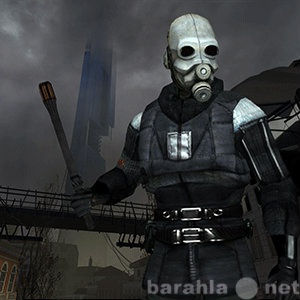 Приму в дар Half-Life