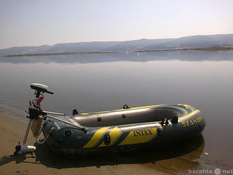 Продам Надувная лодка Seahawk 2 intex