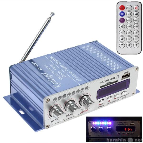 Продам: усилитель HY502 Hi-Fi Mini Digital