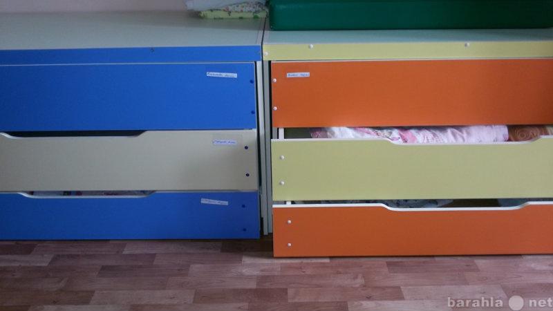 Продам детские 3-х ярусные выдвижные кровати