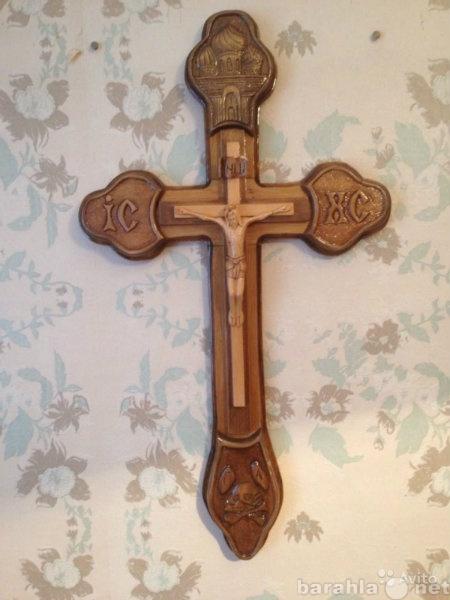 Продам Крест деревянный
