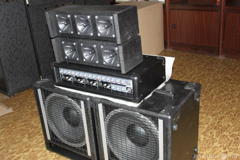 Продам Комплект аппаратуры 700 W.