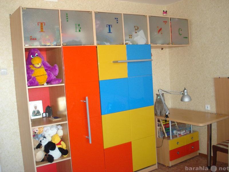 Продам Детскую стенку трансформер Тетрис