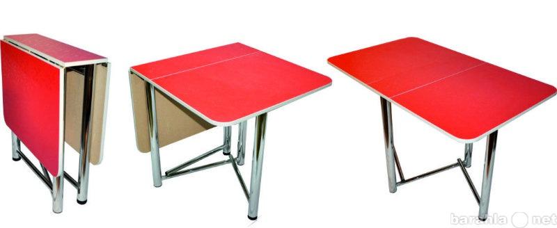 Продам: Кухонные столы и табуреты. Хром.