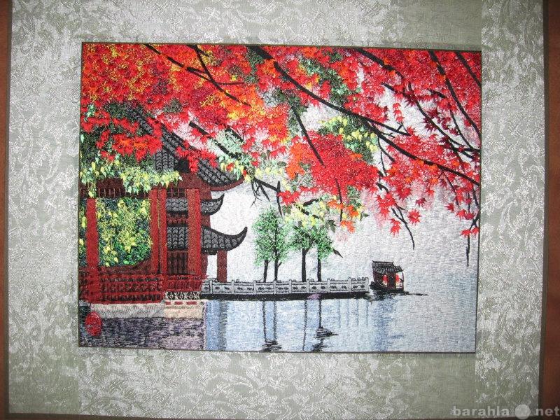 Продам Картина шелкография из  Китая