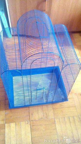 Продам Клетка для попугаев