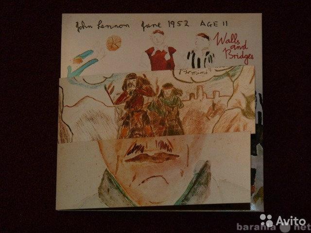 Продам: SACD Walls and Bridges - John Lennon