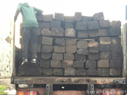 Продам Шпалы бу деревянные пропитанные