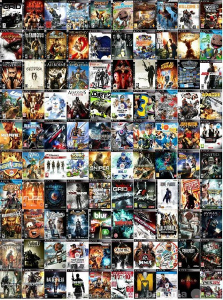 Продам Игры PS 3(лицензия)