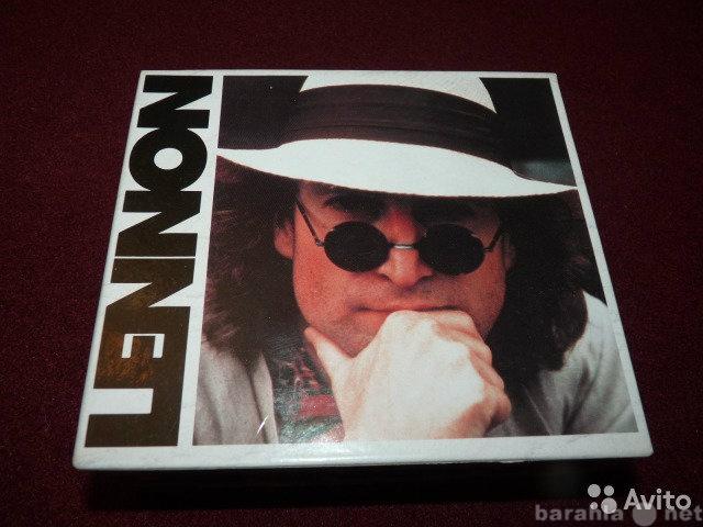 Продам: John Lennon Box 4 CD set