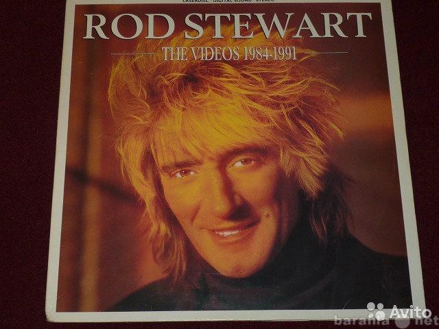 Продам: The Videos 1984 - 1991 Rod Stewart Laser