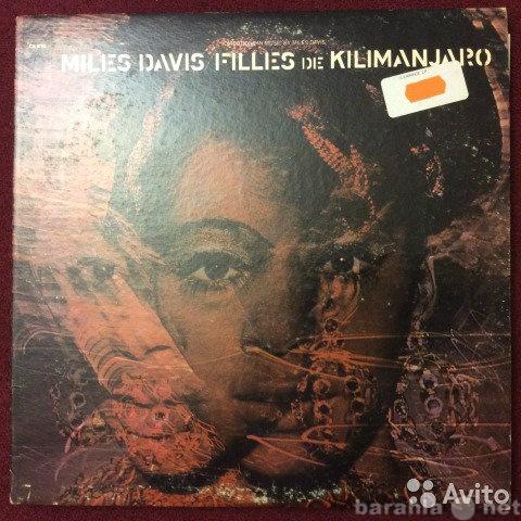 Продам: Filles De Kilimanjaro - Miles Davis LP