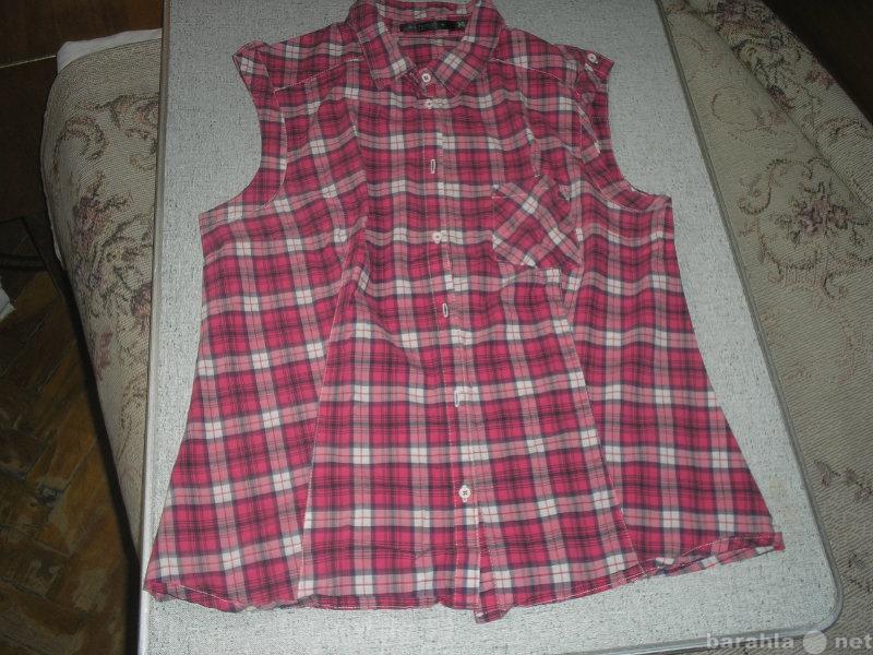 Продам: Рубашка на девочку разм.44