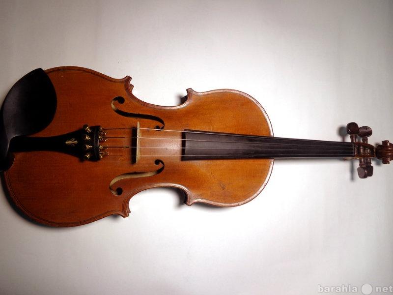 Продам Скрипку с этикетом Nicholas Bertolini