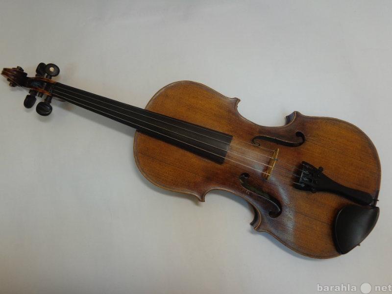 Продам Скрипка с этикетом Antal Braun (Венгрия)