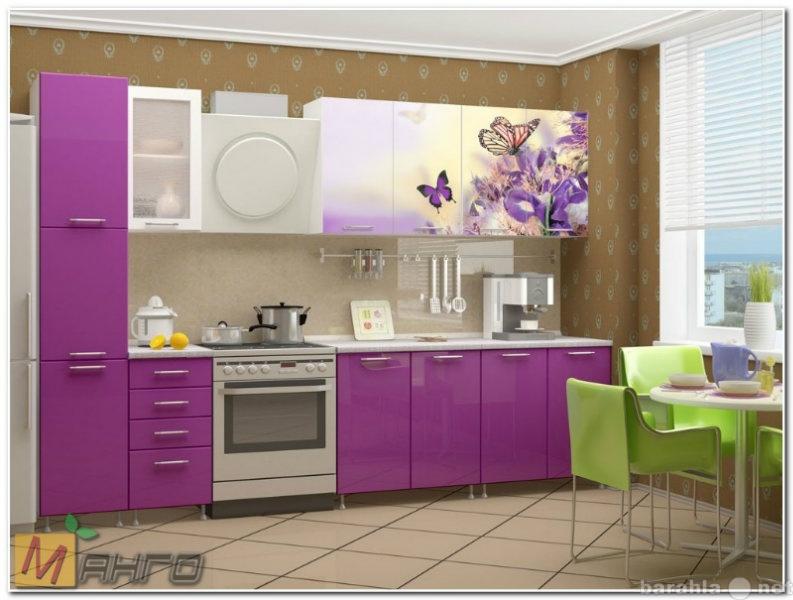 Продам Кухня Весна с фотопечатью