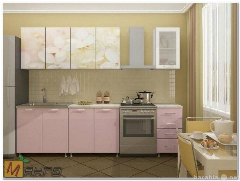 Продам Кухня Вишневый цвет с фотопечатью