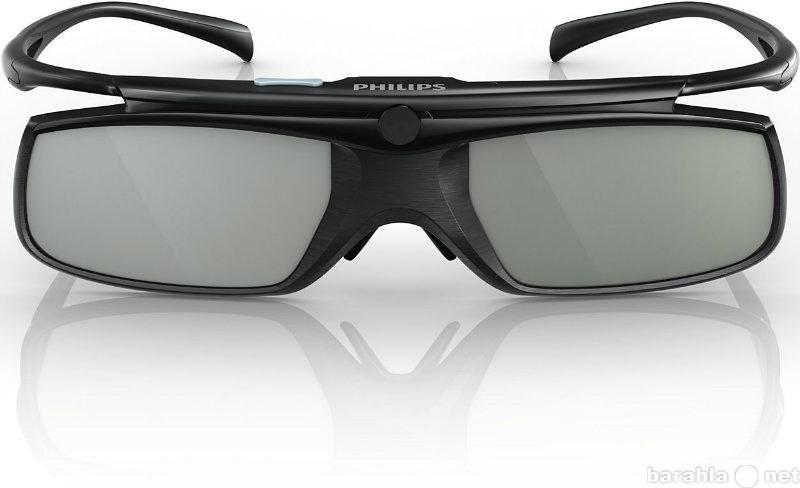 Продам: 3D очки philips PTA509
