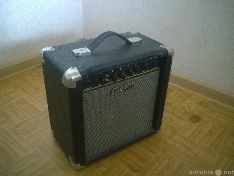 Продам Гитарный комбоусилитель (комбик) Cruzer