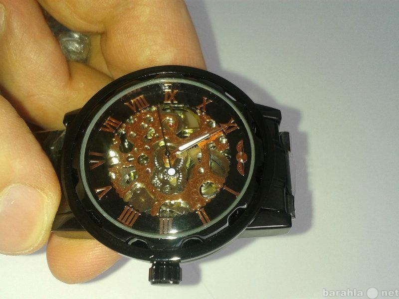 Продам Черные часы