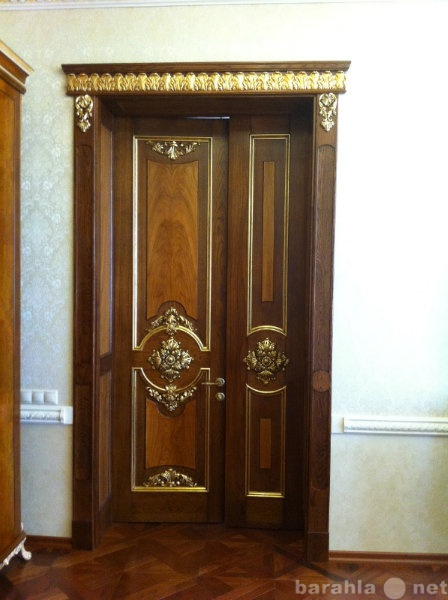 Продам: резные двери