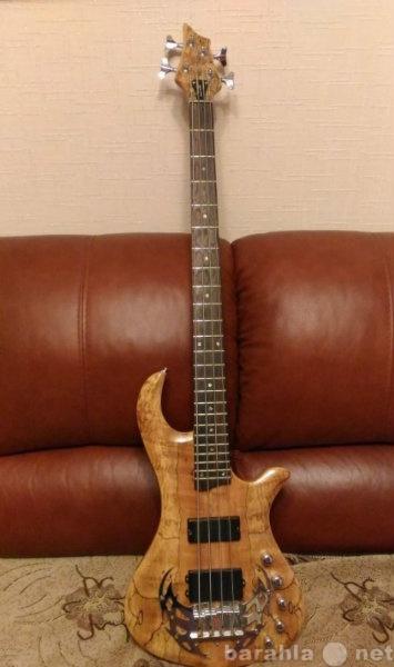 Продам Бас-гитара Traben Array 4 Limited
