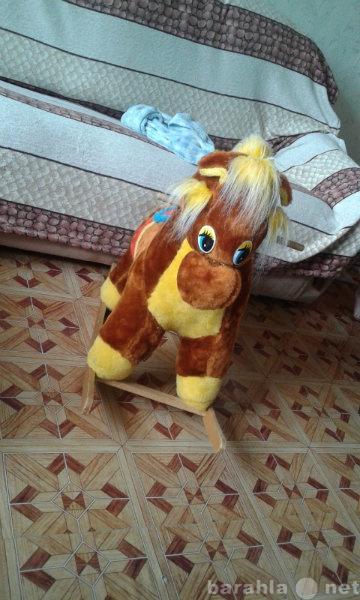 Продам Качалка-лошадь