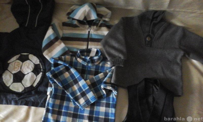 Продам: одежда и обувь б.у. для мальчика 3-6 лет