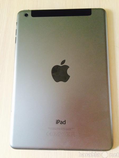 Продам iPad mini WiFi cell 16gb space gray