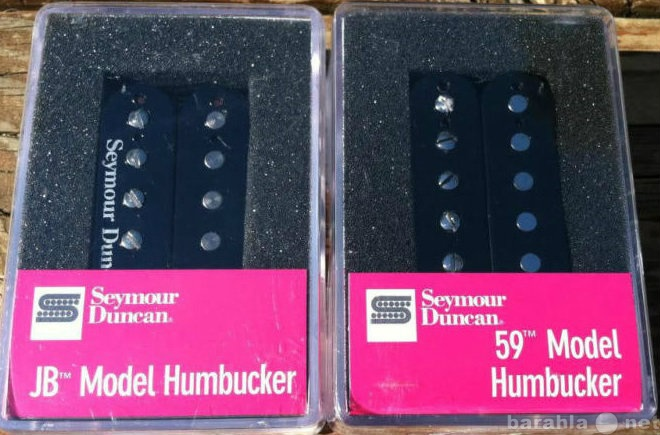 Продам Хамбакеры SEYMOUR DUNCAN производсва США