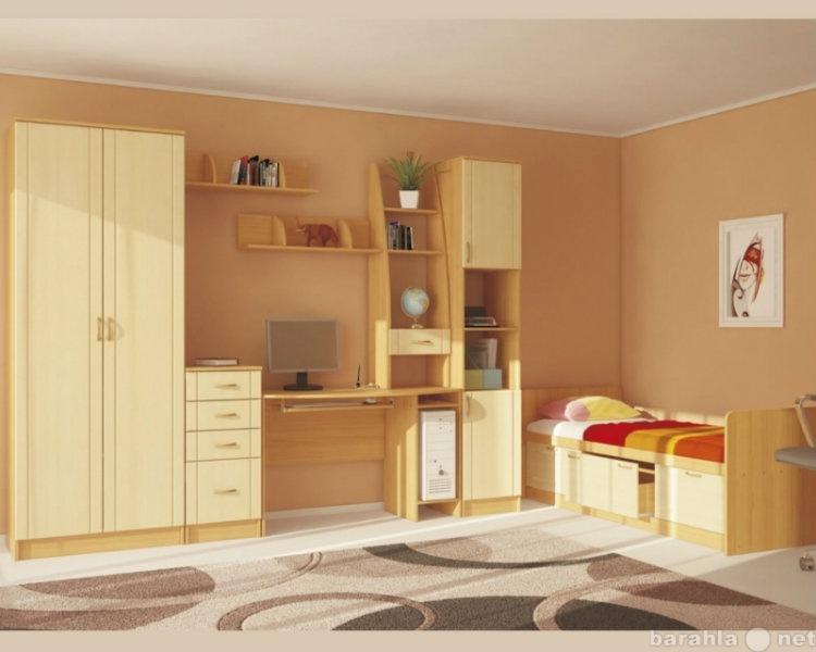 Продам Мебель для детской Юниор 2 + Кровать
