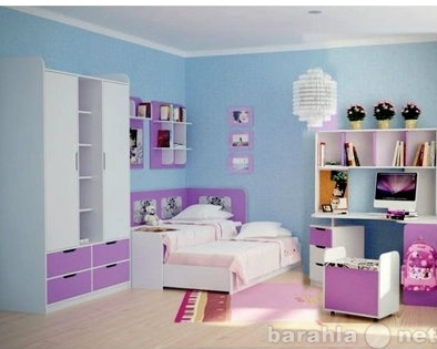 Продам Мебель в детскую Лилу